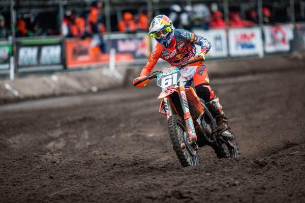 El Gran Premio de España del Mundial de Motocross se vive en Arroyomolinos