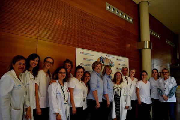 Las alumnas del Grado de Enfermería proceden de Brigham Young