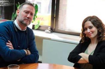 La presidenta de la Comunidad de Madrid nombra a Pedro García Aguado director general de Juventud