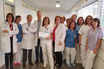 El centro ha sido reconocido como Centro de Excelencia IMPRICA y galardonado en el Congreso de Enfermería Nefrológica