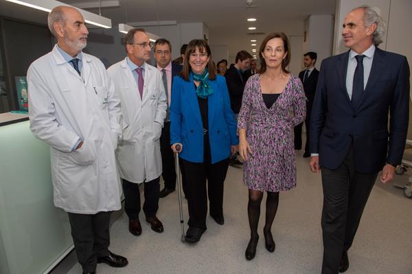 El Hospital Quirónsalud Madrid amplía su área Materno-Infantil