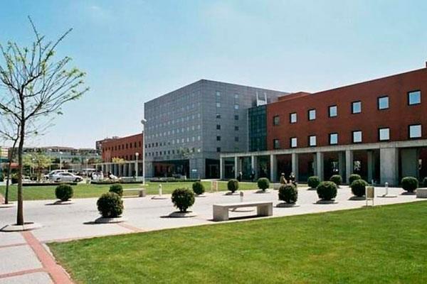 El Hospital Universitario Fundación de Alcorcón, desarrolla su simulacro anual