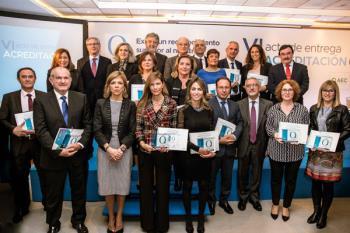 El centro acaba de recibir la Acreditación QH de la Fundación IDIS, en reconocimiento a su estrategia de calidad integral