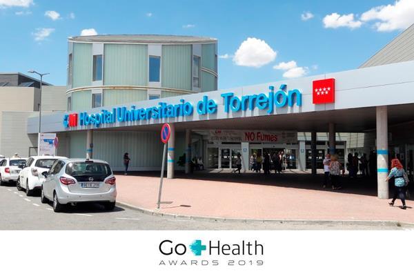 El Hospital Universitario de Torrejón premiado en los