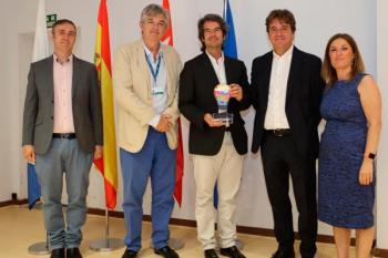 El Ayuntamiento de Fuenlabrada reconoce al hospital por Buenas Prácticas en Innovación