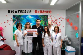 'Los Veranos de la Donación' comienzan con una exposición fotográfica basada en la experiencia de recibir donaciones