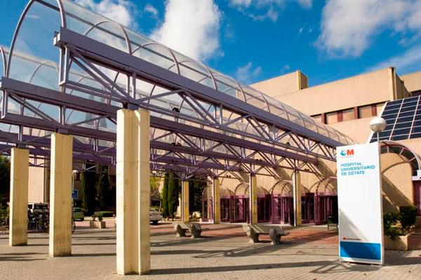 El Hospital de Getafe tendrá una plataforma online hacer un seguimiento a los mayores en sus domicilios
