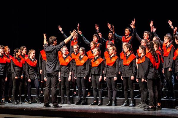 El IES La Serna gana el primer puesto en el Concurso de Coros Escolares