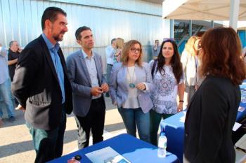 El Centro de Iniciacivas Empresariales a acogido a más de 350 participantes