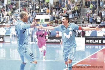 Los de Jesús Velasco han sumado los dos primeros puntos de la final ante el Barça
