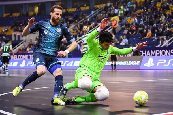 Los torrejoneros cayeron en las semifinales ante el Sporting, quien, finalmente, sería Campeón de Europa