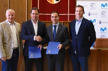 El Inter Movistar ha renovado su acuerdo con nuestra ciudad para seguir jugando en el Jorge Garbajosa