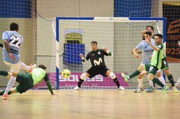 Los de 'Tino' Pérez cayeron por 3 a 0 frente al Talavera