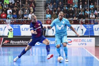 Los de Jesús Velasco vencieron al Barça por 4 a 1