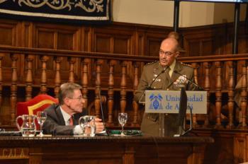 Alejandre explicó que la misión fue el inicio de los 30 años de operaciones en el exterior