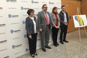 Tras un acuerdo con el Ayuntamiento de Leganés, el proyecto rondará los 4 millones de euros