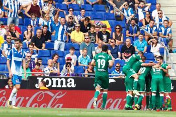 Los de Asier Garitano sumaron otros tres puntos ante el Espanyol