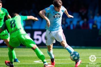 Los de Javier Aguirre cayeron en Vigo y se complican la vida en Primera división