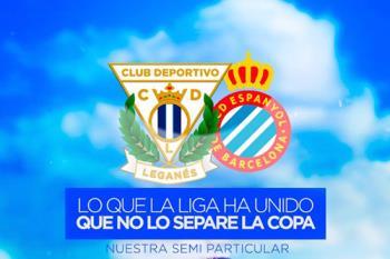 Los nuestros disputarán la 21ª Jornada de Liga contra el Espanyol en Butarque
