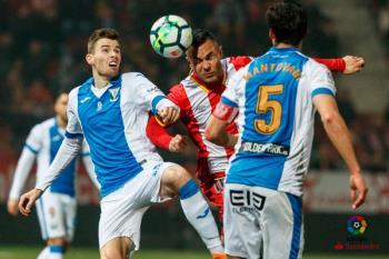 Una nueva derrota contra el Girona hunde más al Leganés