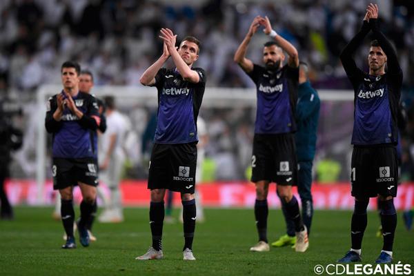 El equipo de Pellegrino cayó por 3 a 0 en la ida de los octavos de final de la Copa del Rey contra el Real Madrid