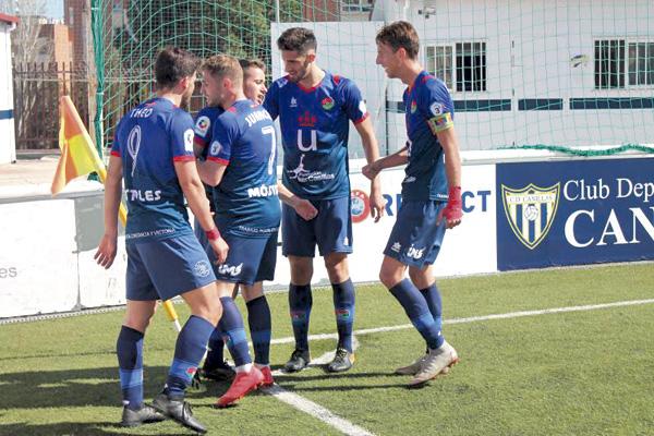El conjunto mostoleño no pierde desde el pasado 16 de diciembre contra el Getafe B