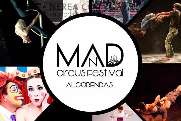 El MADn Circus Festival aterriza en Alcobendas