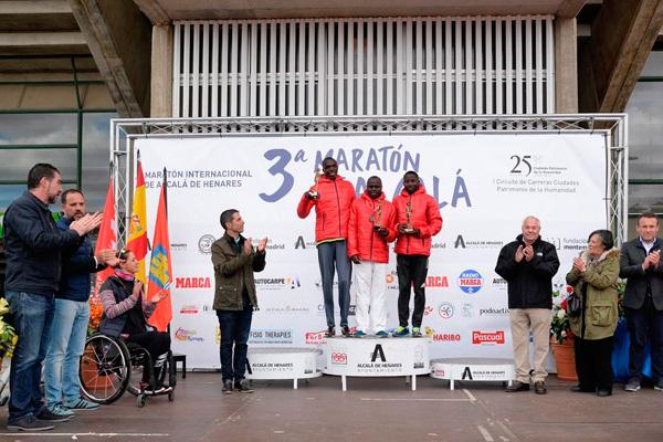 La tercera edición consigue el récord absoluto con un tiempo de 02:18:14