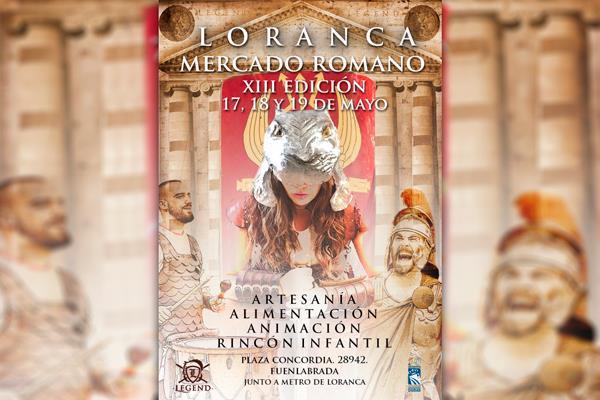 El Mercado Medieval de Loranca listo para el espectáculo