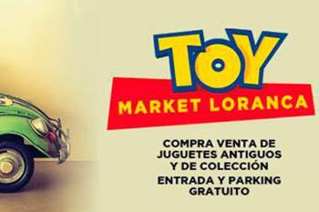 En esta última edición veraniega, en la que participarán más de 30 expositores, podremos adquirir juguetes antiguos, custom y de colección