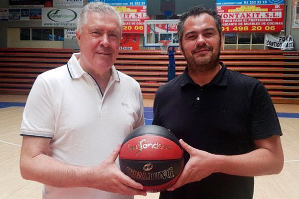 El Montakit Fuenlabrada ya tiene nuevo entrenador