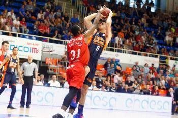 Nuestro equipo continúa con su racha negativa y cae ante el Valencia Basket por 61-76