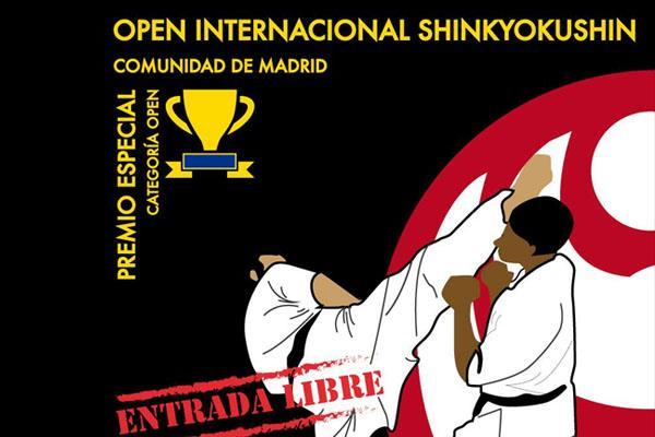 El Open Internacional Shinkyokushin 2019 se celebra en Alcorcón