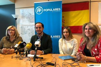 """El PSOE niega irregularidades y """"rompe"""" relaciones con el Partido Popular"""