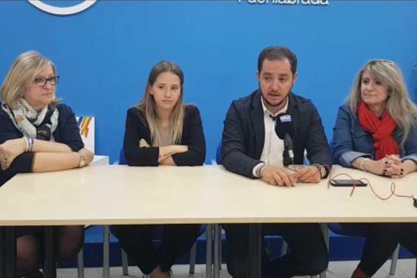 El PP de Fuenlabrada apuesta por Noelia Núñez como 'número 2'