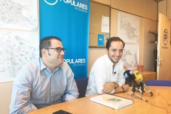 Los populares abogan por que el proyecto se desarrolle en Valdeserrano