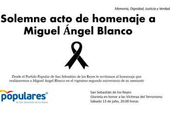 El próximo sábado se cumplen 22 años del asesinato del político vasco a manos de ETA