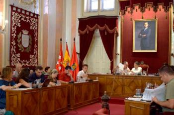 """Los populares han presentado en el Pleno la moción ante """"la opacidad del Ayuntamiento"""""""