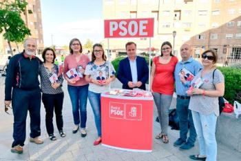 El PSOE ha conseguido 8 escaños, PP y Ciudadanos 5 escaños cada uno, Podemos 4, Vox 2 y Más Madrid 1