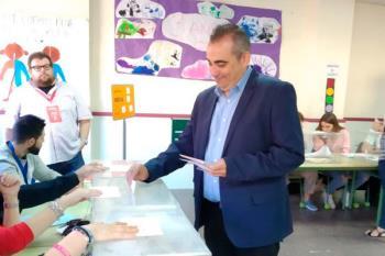 El PSOE ha conseguido 6 escaños, por lo que necesitarían pactar con las otras fuerzas de izquierdas