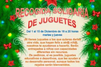 La entrega de regalos estará disponible entre los días 1 y 15 de diciembre
