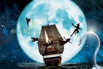 Peter Pan el musical, está disponible hasta el 4 de enero en el Teatro Maravillas