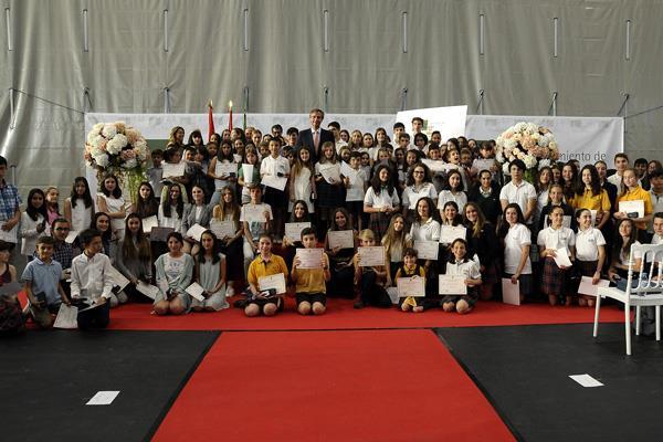 El Plan 10 premia a 116 alumnos y alumnas en Boadilla