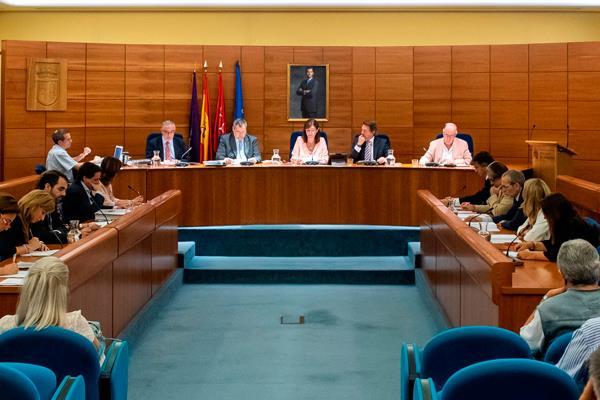 Pozuelo aprueba declarar área de rehabilitación los cascos urbanos de Pozuelo Pueblo y la Estación