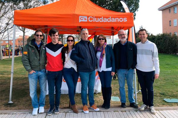 Los partidos, a excepción de VOX, aprobaron la propuesta de Ciudadanos Boadilla del Monte
