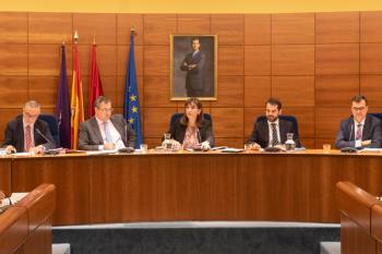 El consistorio trasladará al Gobierno de España los acuerdos aprobados en la sesión plenaria