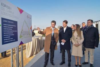 El nuevo edificio, el primero que se enmarcará en el nuevo parque logístico City Dox, se construirá en los próximos meses