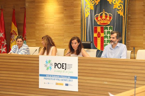 El Programa Europeo de Formación AP-POEJ, todo un éxito