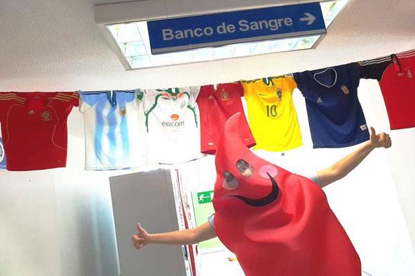 El Severo Ochoa establece un nuevo récord de donación