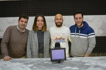Vuelve El Silbato, hoy con la visita del capitán de la A.D. Alcorcón, Laure Sanabria